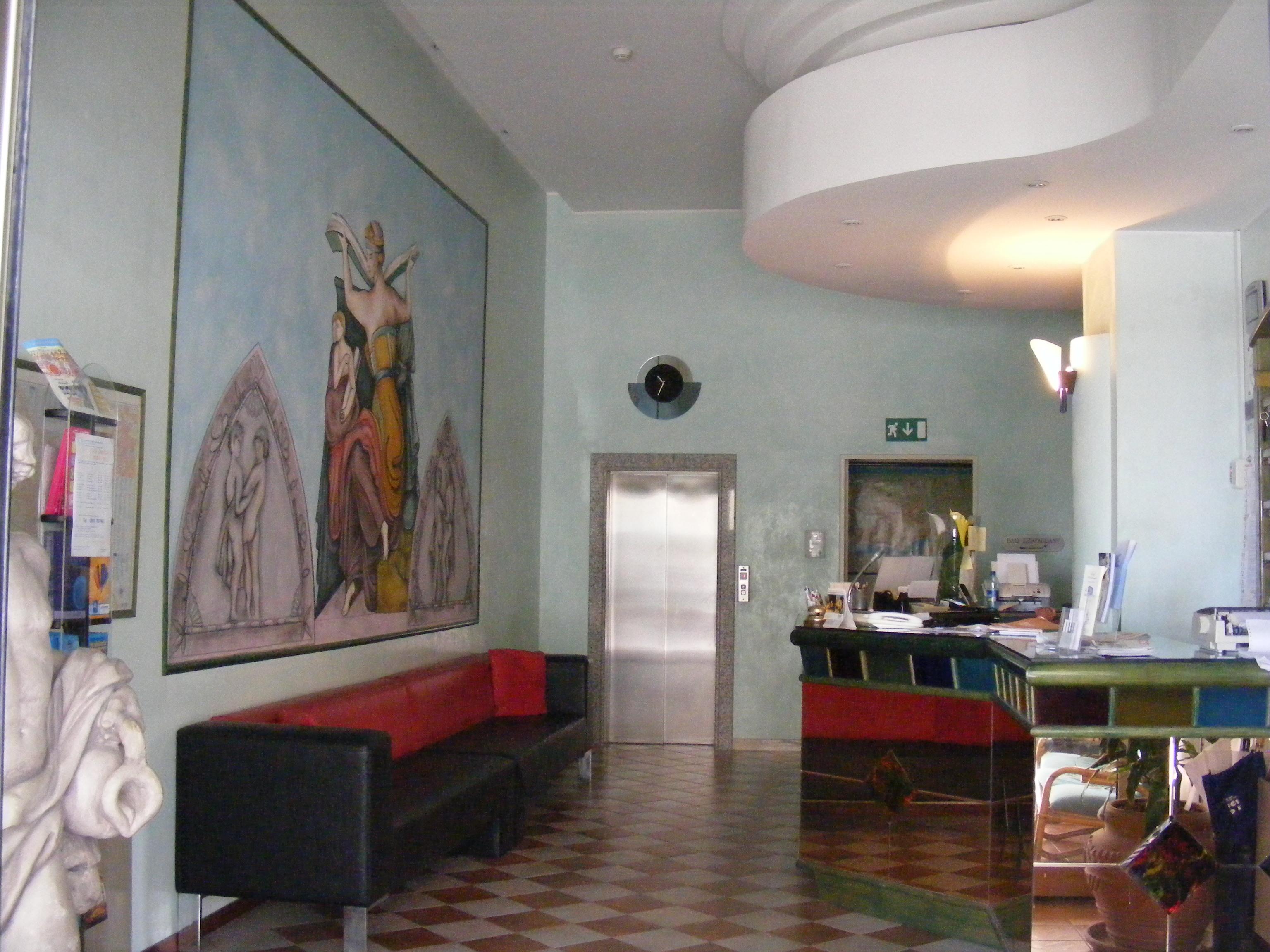Accoglienza / Welcome